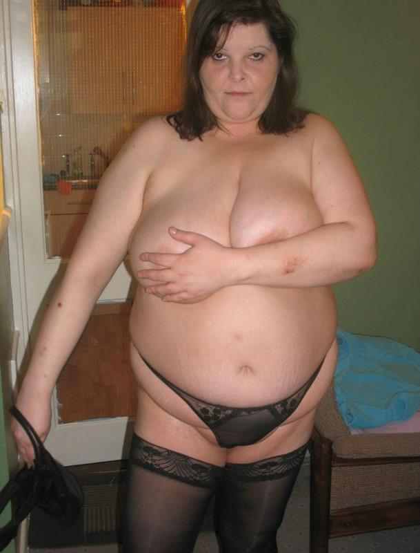 Just my bbw granny