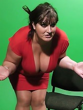 Hot cute fattie seduced a married guy and nailed him only to be seen by wife_30