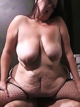 Dirty young fattie gets a sex bribe from a guy who wants to get backstage_30
