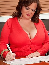Gracie Blue - Teacher Knows Breast_30
