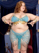 fat belly dancer stripping_30